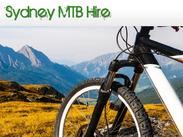 Sydney Mountaon Bike Hire